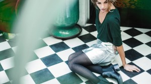 gambettes box -collants-celibattante-vide dressing