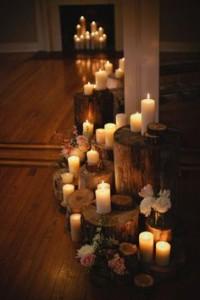 bougies deco interieure