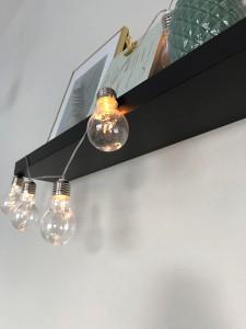 lumière ampoules