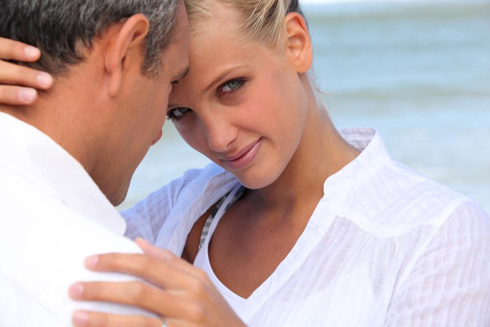 L'âge plus âgé, mûr, plus romantique ?