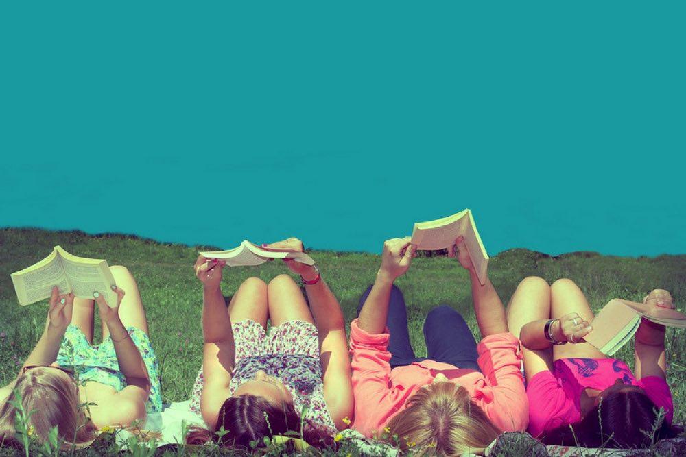lecture entre copines