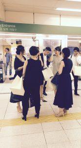 japonaise shopping