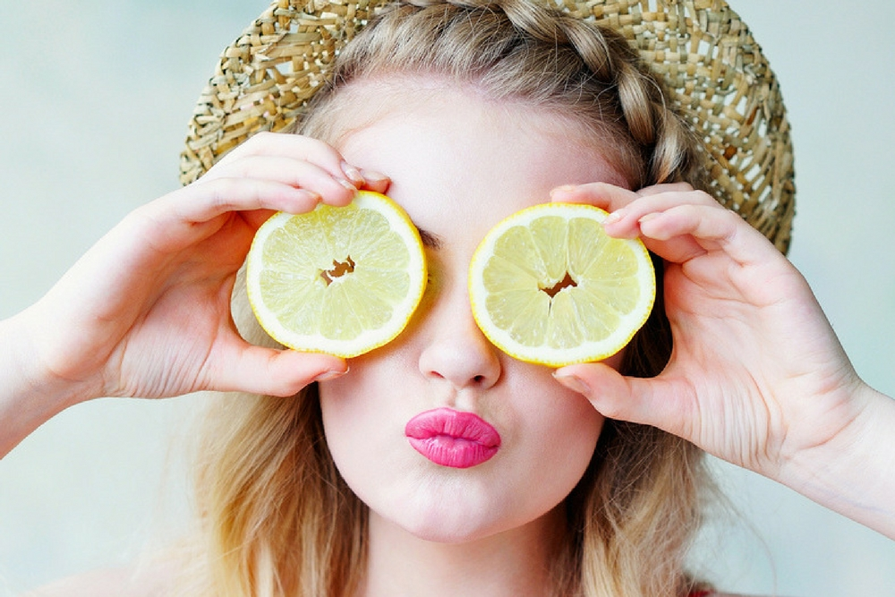 belle peau fruits