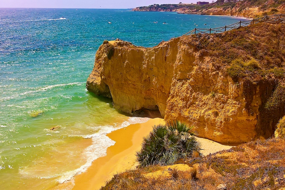 road trip au sud du portugal l 39 algarve de pra a en pra a. Black Bedroom Furniture Sets. Home Design Ideas