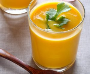 veloute carottes